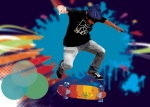 skateboarding fun.web