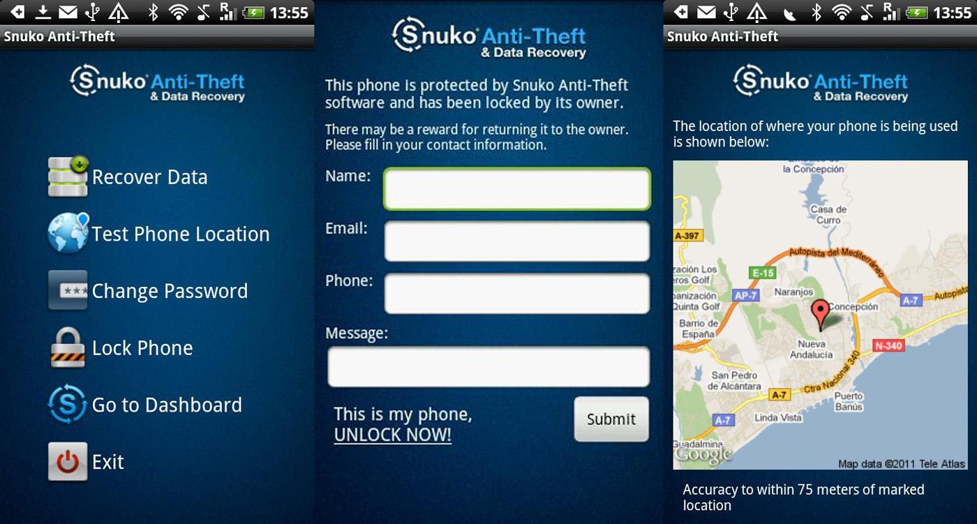 mobile tracker download for blackberry